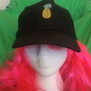 Pineapple 🍍 Black Ball 🧢